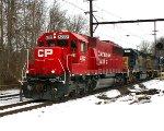 CP 6222 leading CSX Q417 followed by 8844, 8849, 2792, 8830